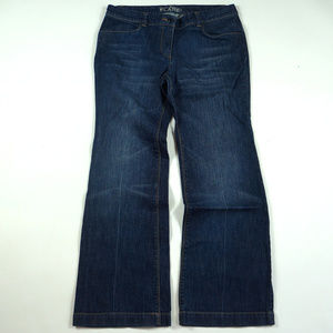 New York & Company Low Rise Skinny Flare Size 8P